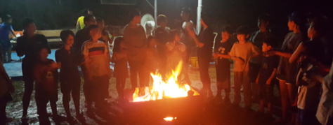 전래놀이와 함께하는 행복한 여름 캠프 잘 다녀왔습니다.^^