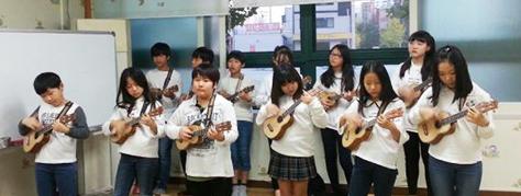 광천지역아동센터 아이들