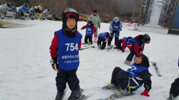 스키캠프 잘 다녀왔습니다.