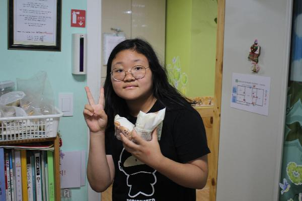 착한빵 감사합니다~~~!!!!!