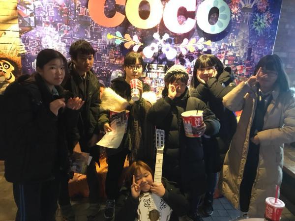 CGV 객석나눔으로 즐거운 영화 관람을 하였습니다!