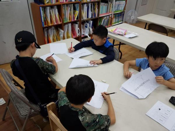 아이들이 수업도하고, 스스로 학습하게 되었어요!
