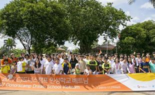 글로벌 기자단이 전하는 인성학교 베트남 현장 스토리를 공개합니다!