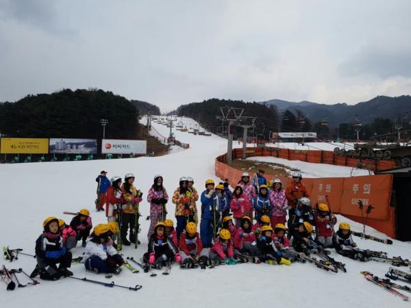 [1박2일]  러빙(loving)  스키캠프 2탄  렛츠  go~~