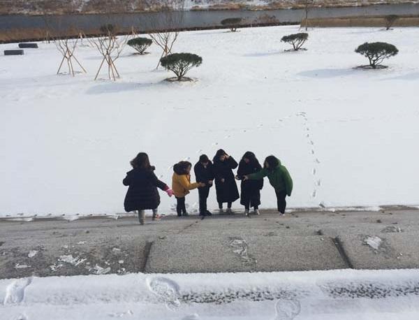 [3박4일] 겨울의 아름다움을 느끼며 떠나는 겨울나들이!