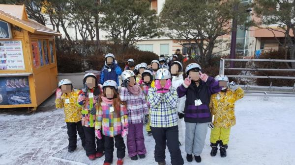 [2박3일] 친구들과 함께하는 겨울방학 스키캠프