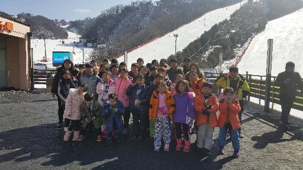 [1박2일]  power up 스키캠프!!