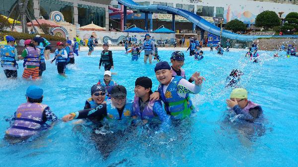 [1박2일] 여름하면 최고의 놀이는 물놀이! 떠나자 워터파크로!