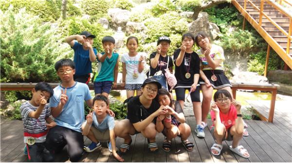 [3박4일] 동래숲 아이들이  떠나는 환상의 섬 제주도 올레캠프!