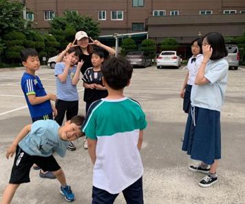 키 쑥쑥!! 건강 쑥쑥 !! 성장기 아동들을 위한 체육 활동 프로그램