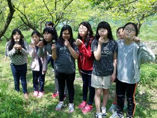 대평지역아동센터 아이들