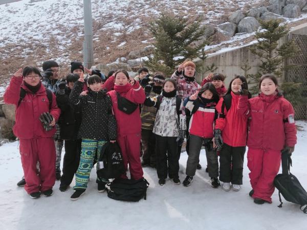 [2박3일] 신나는 겨울방학!! 기대해요 스키캠프~!!