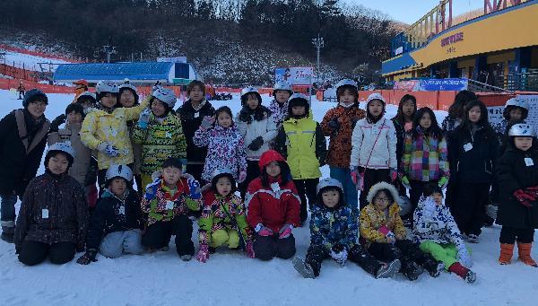 [2박3일] 스키캠프로 즐거운 겨울을 보내고싶어요