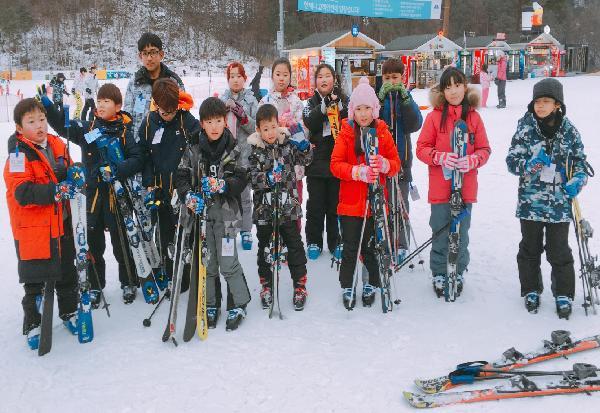 [1박2일] 겨울아 안녕~ 스키야 반가워!