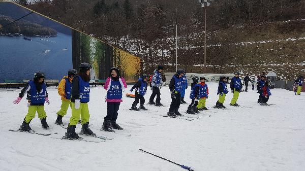 [1박2일]  와 ~ 겨울이다 ~우리 함께 스키캠프 가자 ~♬♪