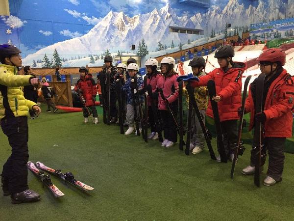 [2박3일]  소중한 겨울방학에 두근 두근~ 스키캠프와 흥미진진 체험활동!