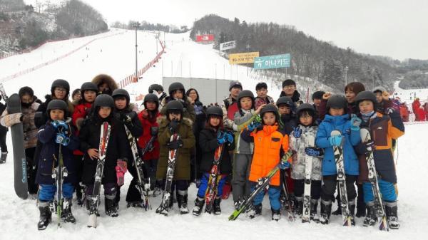 [1박2일] 아자!아자! 스키로 겨울을 이겨내자!