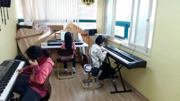 계명 친구들의 행복한 피아노 선율소리~♬