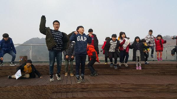 [1박2일] 별처럼 반짝거리는 영인귀염둥이 들이 서울 나들이를 가려고 합니다.
