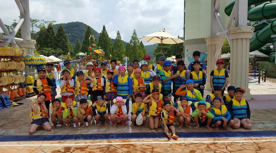 2016년 여름캠프 금호아쿠아나
