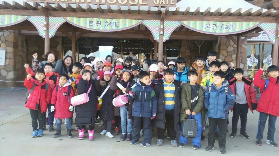 2019.01 눈썰매 캠프 활동